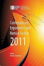 Contemporary Ergonomics and Human Factors 2011 (CONTEMPORARY ERGONOMICS)