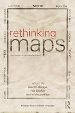 Rethinking Maps af Rob Kitchin, Chris Perkins, Martin Dodge
