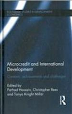 Microcredit and International Development (Routledge Studies in Development Economics, nr. 92)
