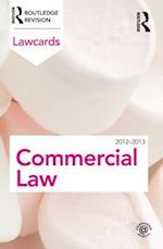 Commercial Lawcards 2012-2013 (Lawcards)
