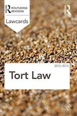 Tort Lawcards 2012-2013 (Lawcards)