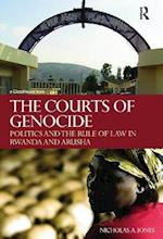 The Courts of Genocide af Nicholas Jones