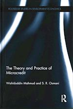 The Theory and Practice of Microcredit af Wahiduddin Mahmud