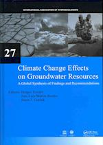 Climate Change Effects on Groundwater Resources (IAH International Contributions to Hydrogeology)