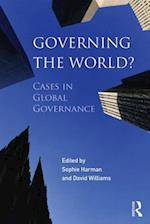 Governing the World? af David Williams