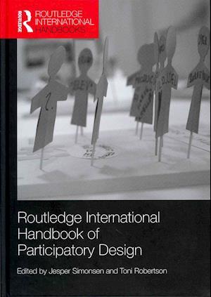 Bog, hardback Routledge International Handbook of Participatory Design af Jesper Simonsen