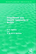 Inheritance and Wealth Inequality in Britain (Routledge Revivals)