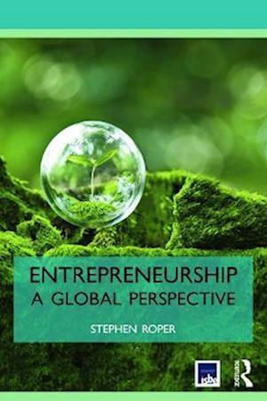 Bog, paperback Entrepreneurship af Stephen Roper