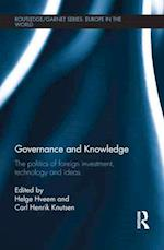 Governance and Knowledge (Routledge/Garnet Series)