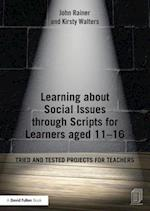 Learning about Social Issues through Scripts for Learners aged 11-16