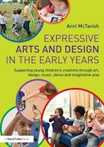 Expressive Arts and Design in the Early Years