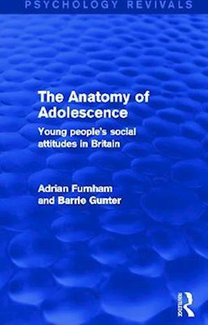 The Anatomy of Adolescence