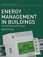 Energy Management in Buildings (Earthscan Expert)