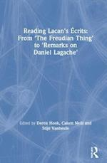 Lacan's Ecrits: A Reader's Guide