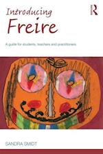 Introducing Freire (Introducing Early Years Thinkers)