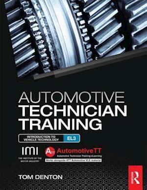 Automotive Technician Training: Entry Level 3