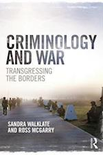 Criminology and War (Routledge Studies in Crime and Society)