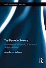 The Denial of Nature af Arne Johan Vetlesen