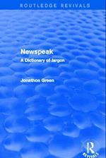 Newspeak (Routledge Revivals)