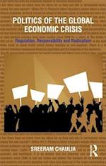 Politics of the Global Economic Crisis af Sreeram Chaulia