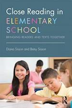 Close Reading in Elementary School af Diana Sisson