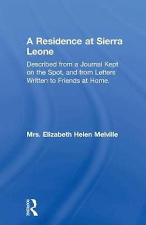 A Residence at Sierra Leone