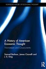 A History of American Economic Thought (Routledge History of Economic Thought)