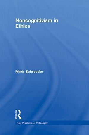 Noncognitivism in Ethics