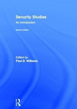 Bog, hardback Security Studies af Paul D Williams