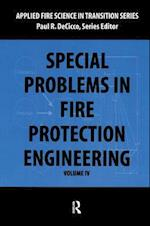 Special Problems in Fire Protection Engineering af Paul R. DeCicco