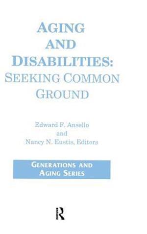 Bog, hardback Aging and Disabilities af James J. Callahan