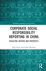Corporate Social Responsibility Reporting in China (Routledge Contemporary China Series)