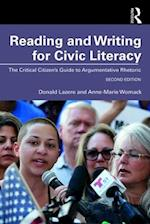 Reading and Writing for Civic Literacy (Cultural Politics and the Promise of Democracy)
