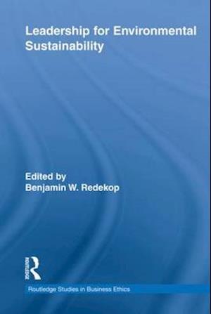 Bog, paperback Leadership for Environmental Sustainability af Benjamin W Redekop