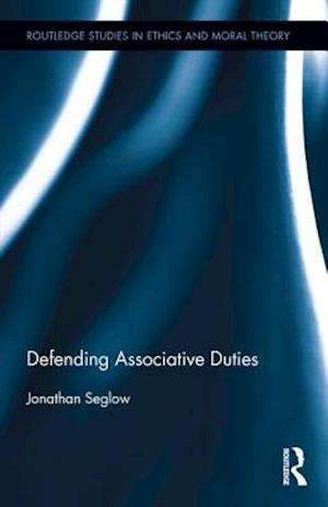 Defending Associative Duties