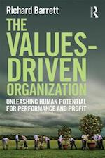 The Values-Driven Organization af Richard Barrett