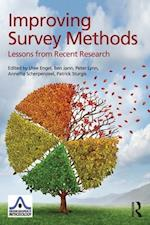 Improving Survey Methods af Uwe Engel