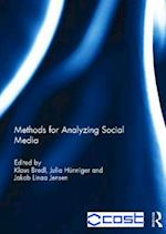 Methods for Analyzing Social Media af Klaus Bredl