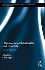 Literature, Speech Disorders, and Disability af Christopher Eagle