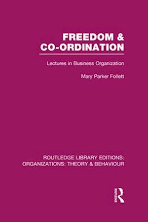 Freedom and Co-ordination