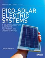 Pico-solar Electric Systems (Earthscan Expert)