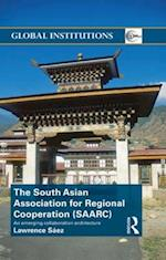 The South Asian Association for Regional Cooperation (SAARC) af Lawrence Saez