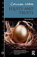 Course Notes: Equity and Trusts (Course Notes)