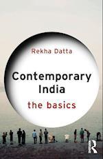 Contemporary India: The Basics (The Basics)