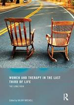 Women and Therapy in the Last Third of Life
