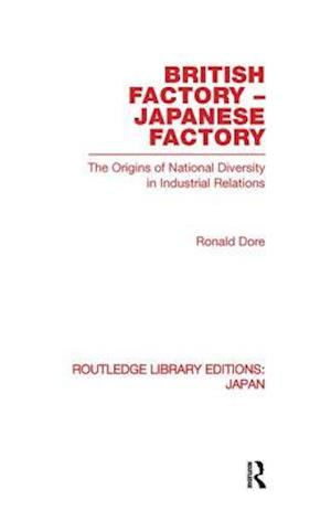 British Factory Japanese Factory