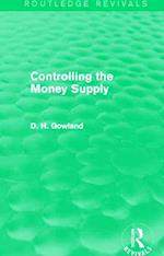 Controlling the Money Supply (Routledge Revivals)