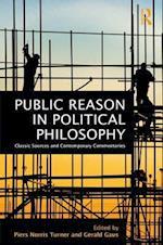 Public Reason in Political Philosophy