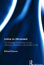 Justice as Attunement af Richard Dawson