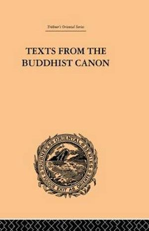 Bog, paperback Texts from the Buddhist Canon af samuel Beal